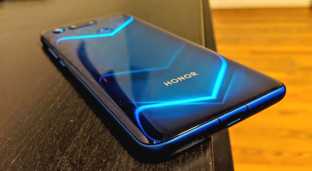 Huawei's Honor View20, with 48MP camera and in-screen selfie