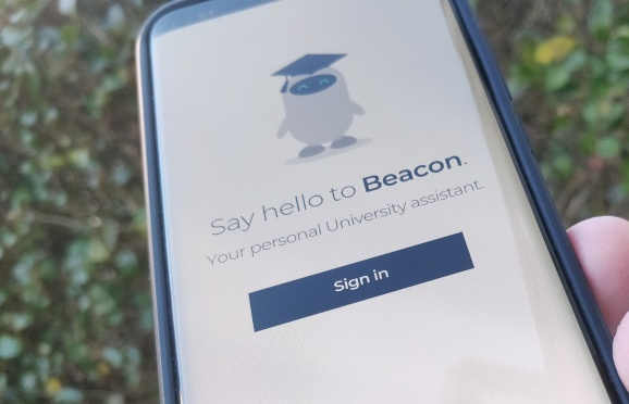 Beacon: A chat for university students