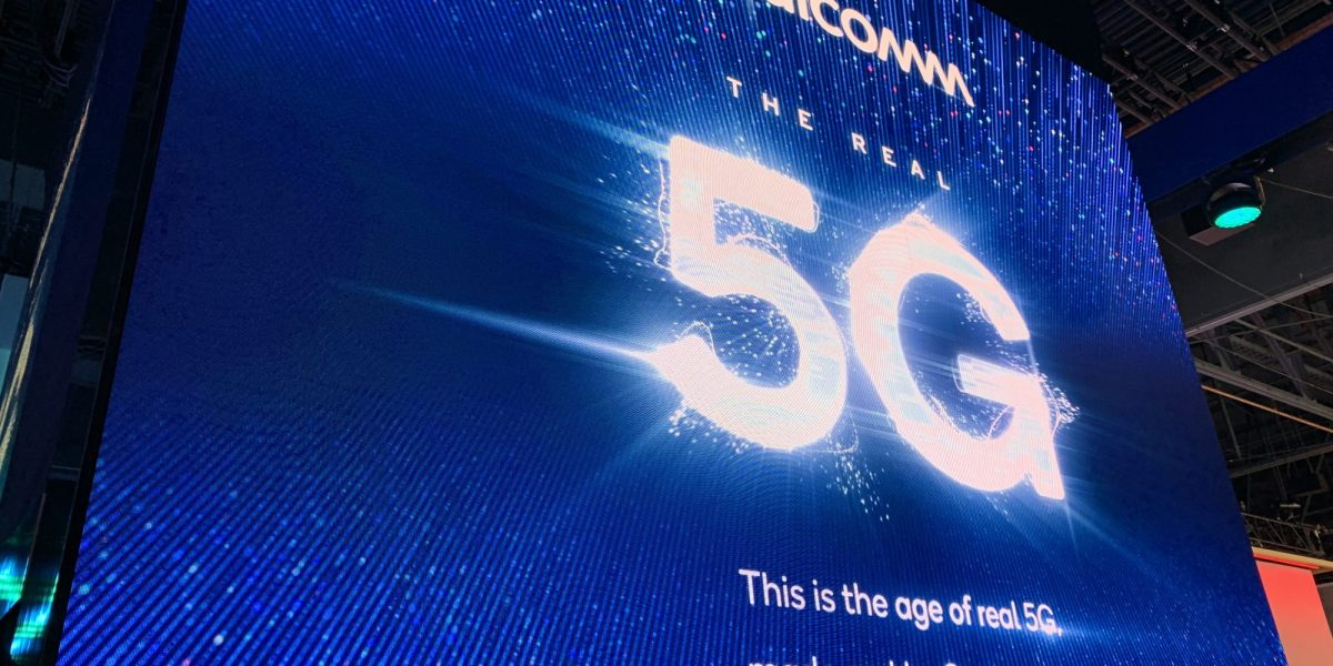 5G will be a big deal at CES 2020.