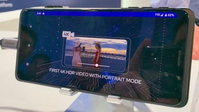 Qualcomm and Intel have 5G devices at CES 2019, but Huawei's