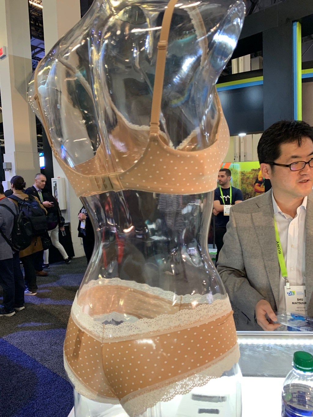 CES 2019 was where wearables lost all shame and aimed for