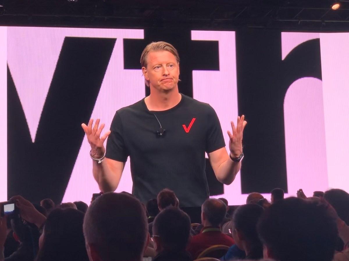 Verizon's 5G keynote at CES spotlights media, drone flight ...