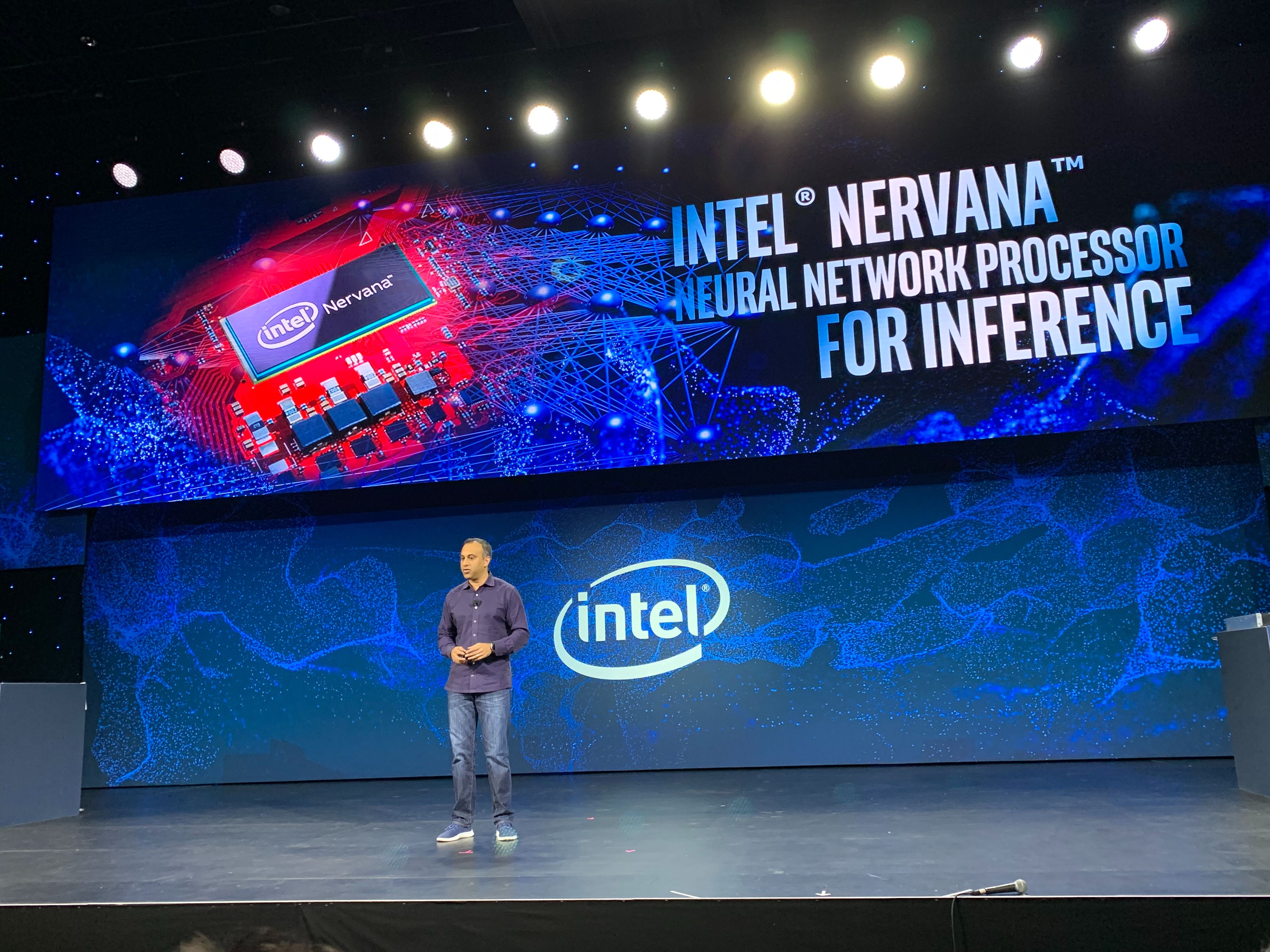 Intel details Nervana, a neural network chip for inference-based