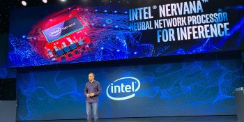 Intel's present and future AI chip business