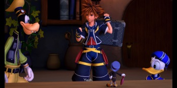 Kingdom Hearts III review — excessive, yet satisfying