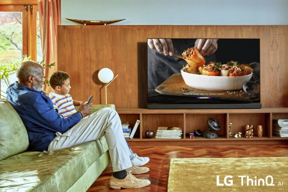 LG 2019 TVs