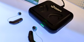 Energous' WattUp can charge hearing aids and other devices from 15 feet away