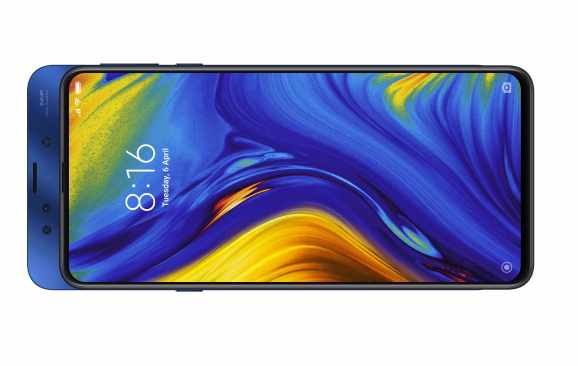 Xiaomi unveils the Mi Mix 3 5G smartphone starting at $680