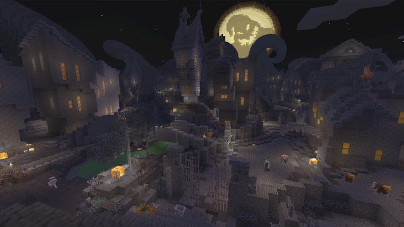Minecraft Marketplace December 2018's top 10 creations: Exponential