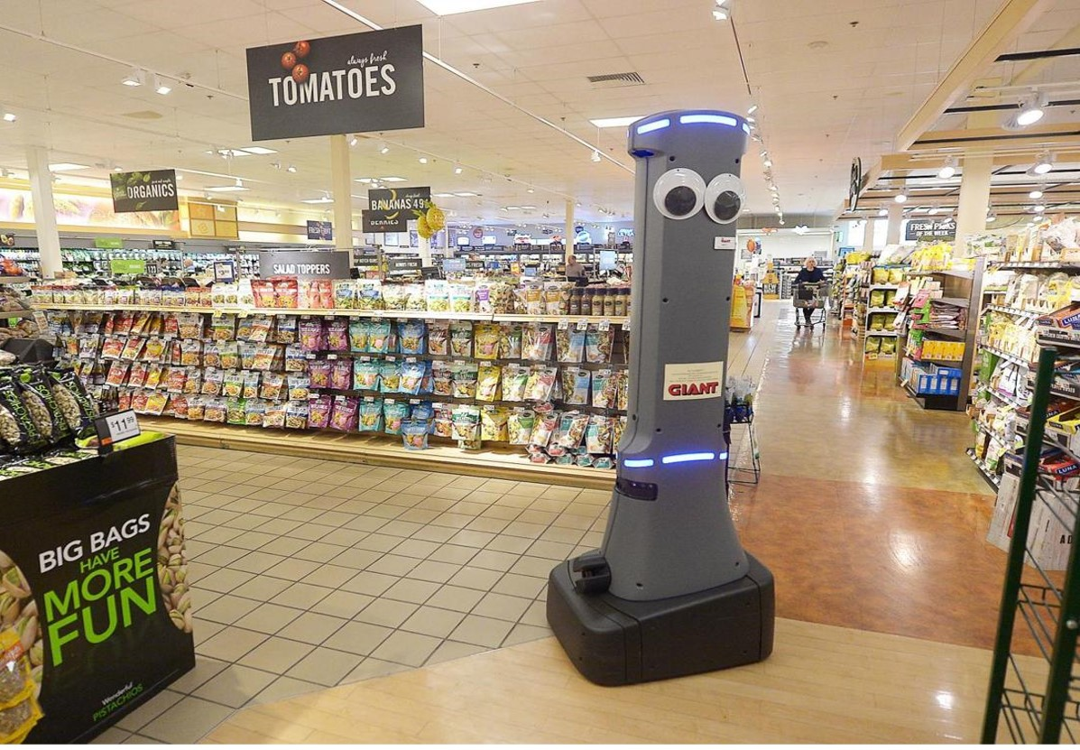 Badger will deploy robots to nearly 500 Giant, Martin's, and Stop and Shop stores in the U.S.