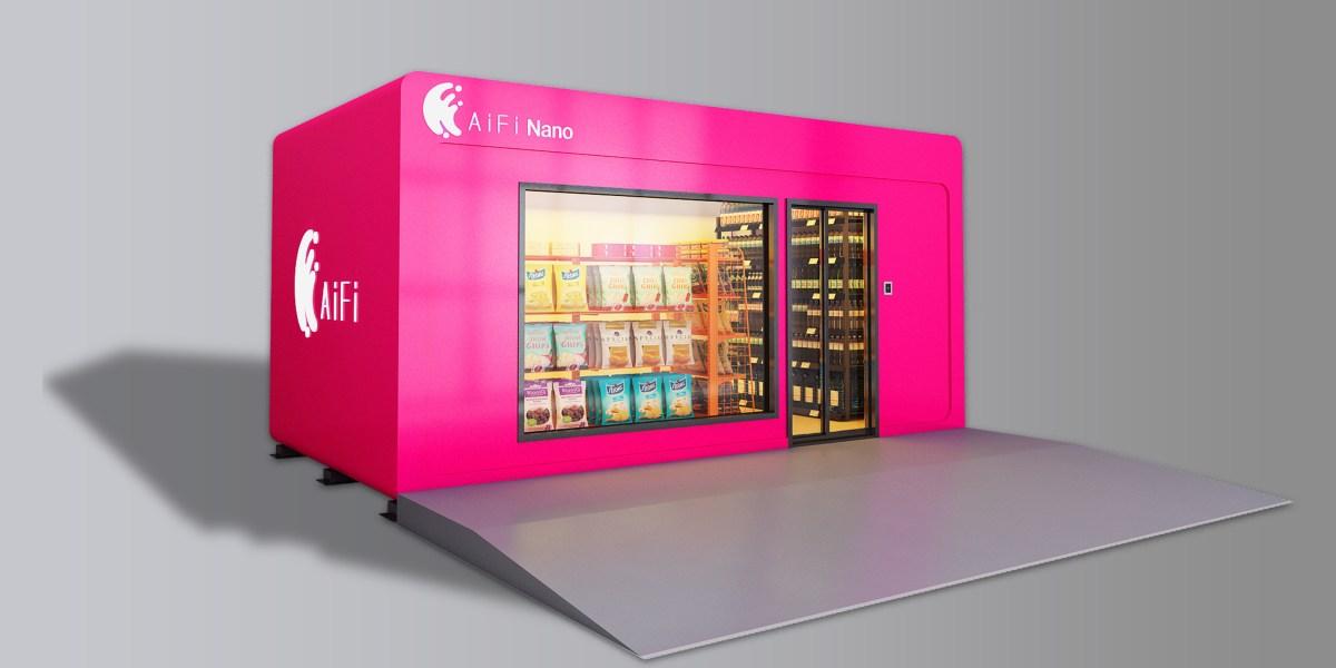 AiFi NanoStore