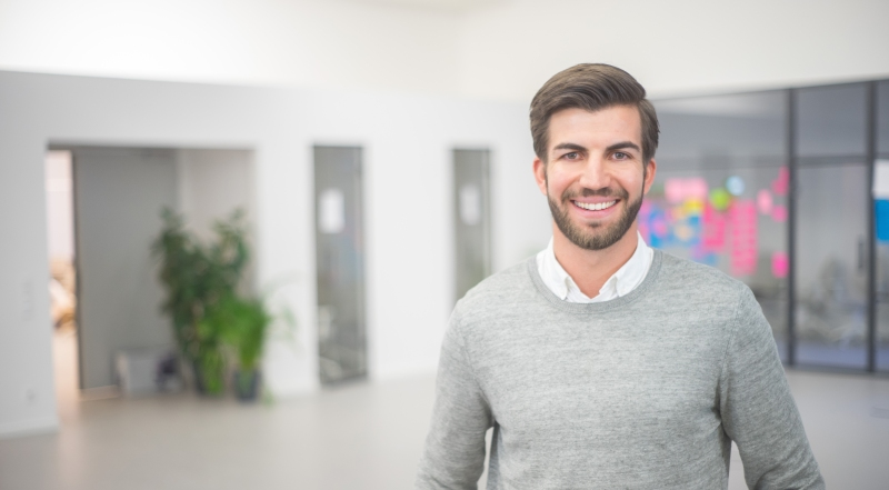 Hanno Renner, Co-founder and CEO of Personio