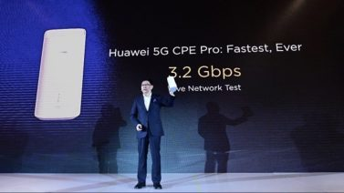 Huawei announces new 5G chipsets, phones, and router ahead of MWC