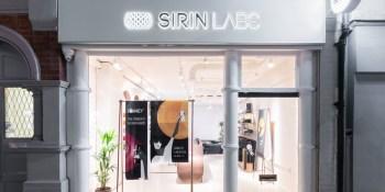 Inside Sirin Labs' first blockchain smartphone retail store