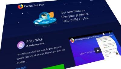 Mozilla kills its experimental Firefox Test Pilot program 3