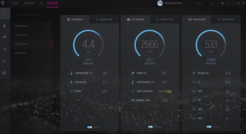 Alienware unveils Legend version of Area-51m desktop replacement
