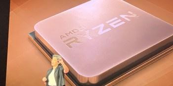 AMD teases third-generation Ryzen desktop processors