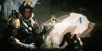 Anthem gameplay videos: Check out the Lost Arcanist and Triple Treat story missions