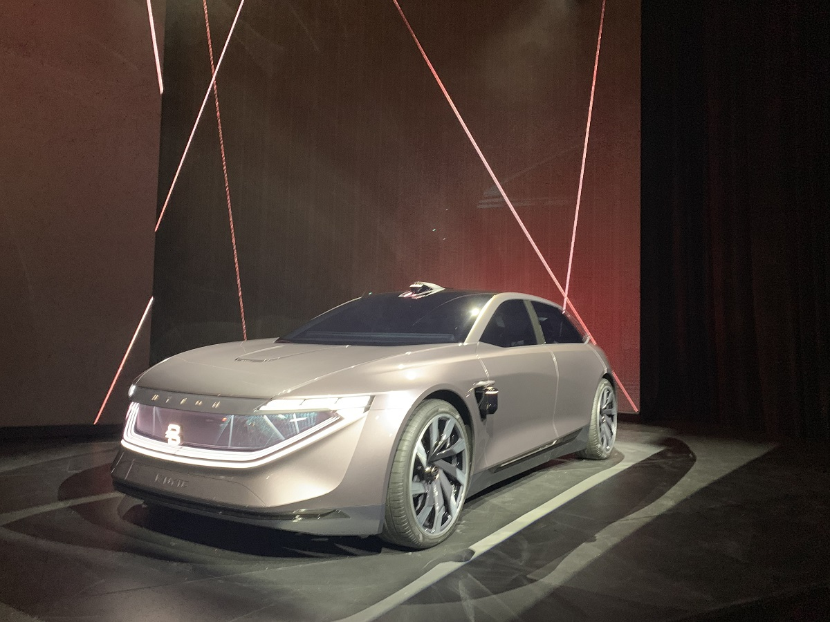 QnA VBage Byton readies three autonomous-ready electric cars for production as early as 2019