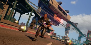 Crackdown 3 creative director interview — How Microsoft's cloud makes the Wrecking Zone so destructible