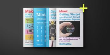 Create wearables, robots, and more with this Arduino eBook bundle
