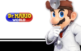 Dr. Mario World.