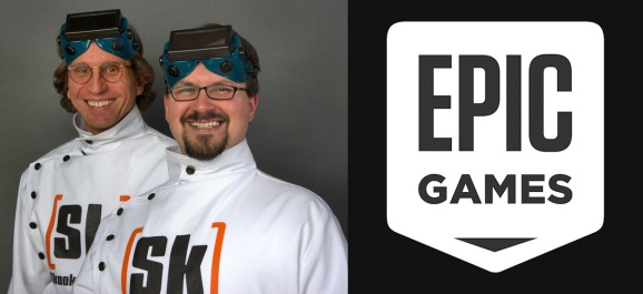 Agog's founders are now working for Epic Games.