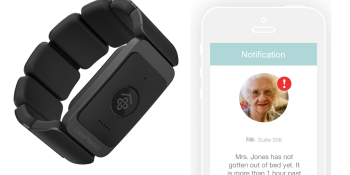 CarePredict raises $9.5 million for AI wearable that monitors seniors' health