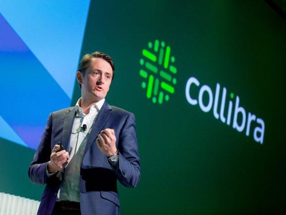 CEO of Collibra Felix Van de Maele
