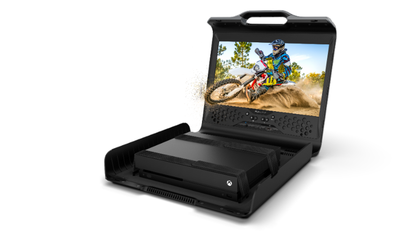 Sentinel Pro XP 1080P Personal Gaming Environment.