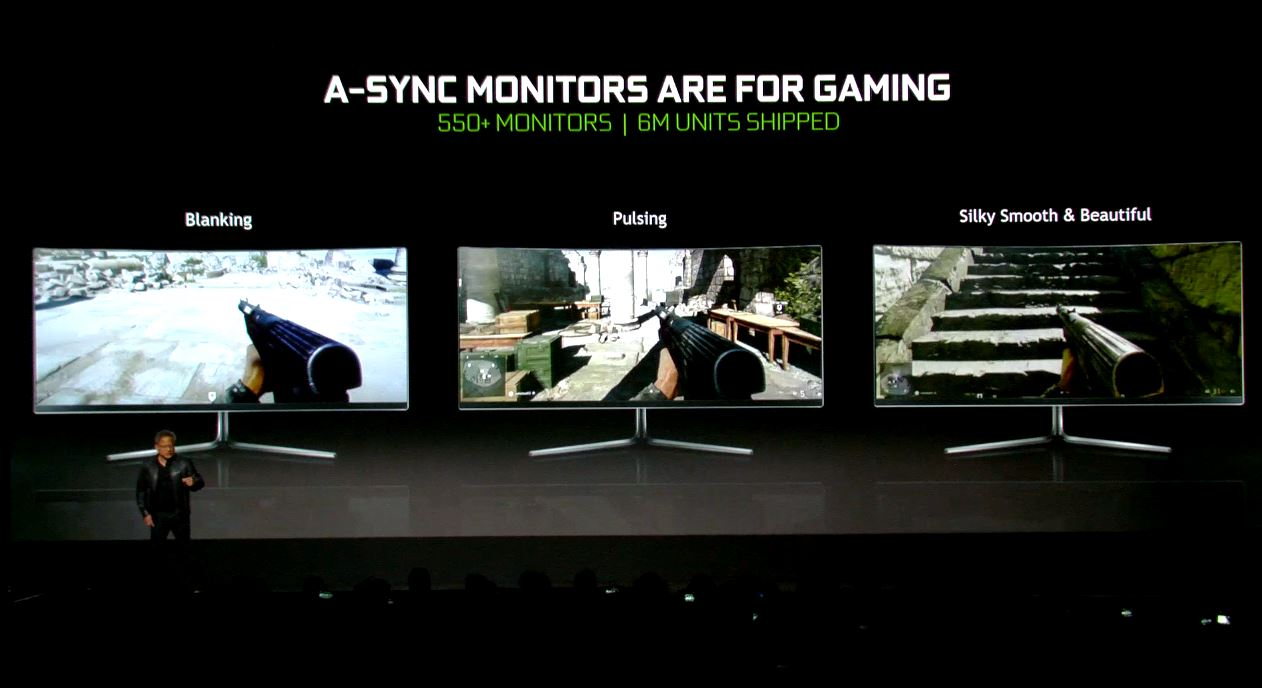 Nvidia GPUs now support some FreeSync monitors | VentureBeat
