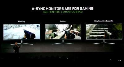 Nvidia GPUs now support some FreeSync monitors | VentureBeat