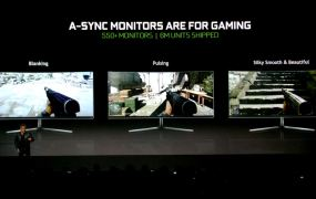 Nvidia now supports FreeSync.,