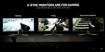 Nvidia GPUs now support some FreeSync monitors