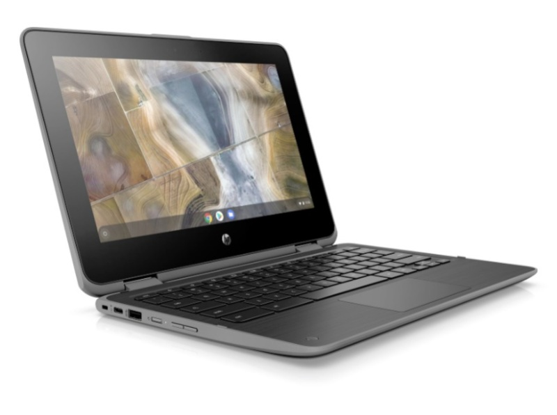 HP launches 2 beefy Intel-based Chromebooks for education