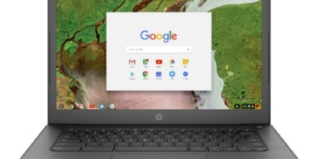 HP introduces 2 more AMD-based education and enterprise Chromebooks