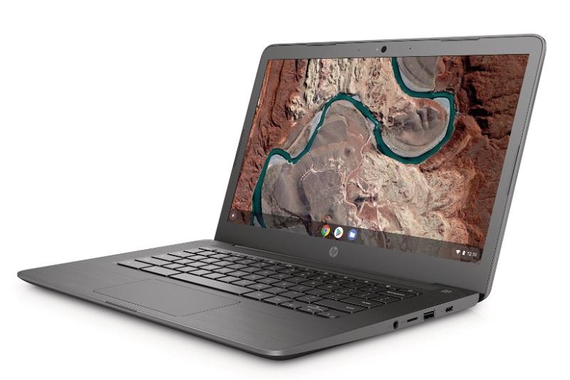 HP's first AMD-based Chromebook.