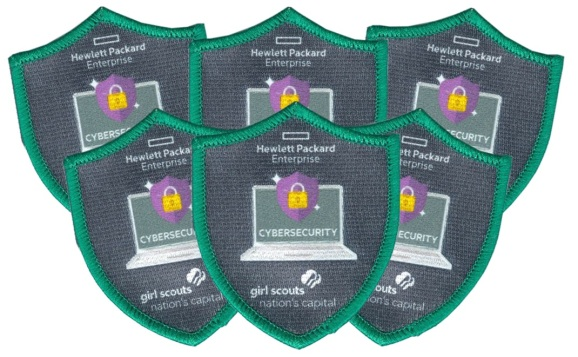 Hewlett Packard Enterprise has created a cybersecurity game for Girl Scouts.