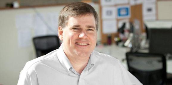 Evernote CEO Ian Small