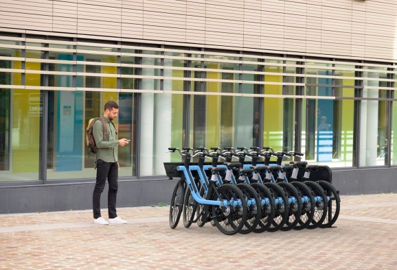 Zoov raises $6.8 million to expand its European electric bike-sharing service