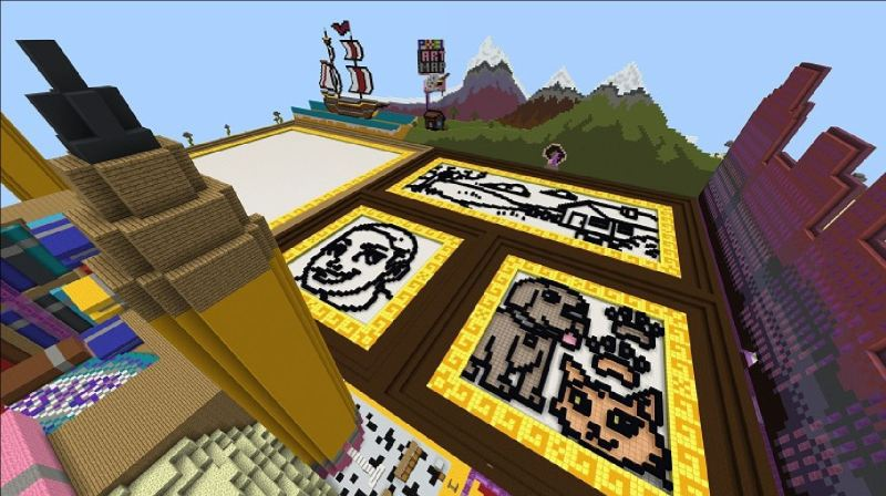 4. Inspiration Island