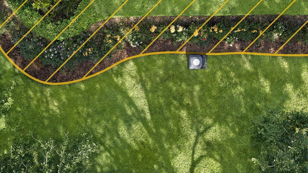 iRobot unveils Terra, a Roomba lawn mower | VentureBeat
