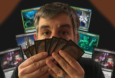 Tale of a 44-year-old Magic: The Gathering virgin | VentureBeat