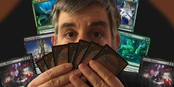 2018 is the year I got into Magic: The Gathering. And I'm in deep.