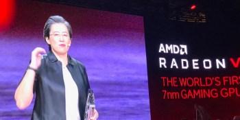 AMD CEO Lisa Su unveils 7-nanometer Radeon VII GPU