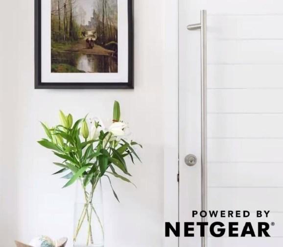 Netgear's Meural digital canvas.