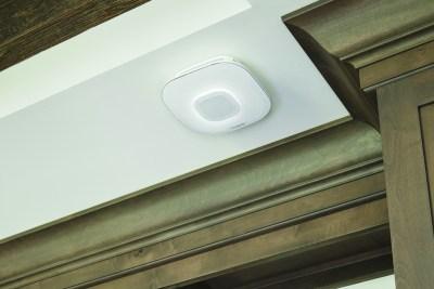 First Alert's new smoke alarm lets you place calls through Alexa