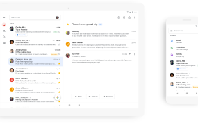 Gmail Material Design