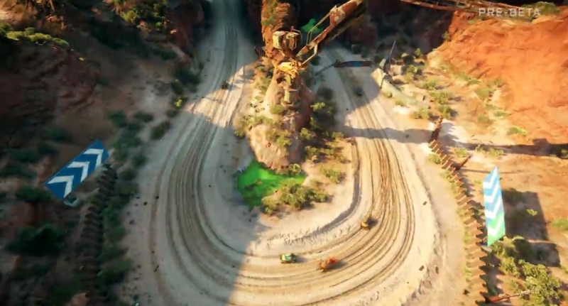 Rage 2 features car combat after the apocalypse.