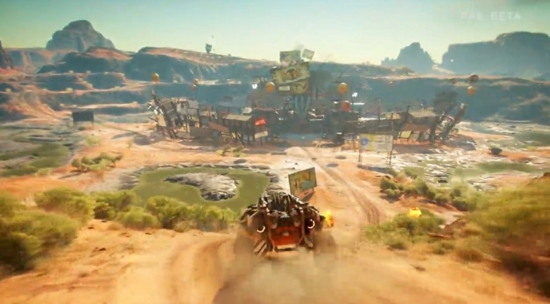 You can kill mutants in a game show in Rage 2.